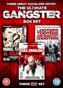 The Ultimate Gangster Box Set - Three great Gangland Movies (3 DVDs)