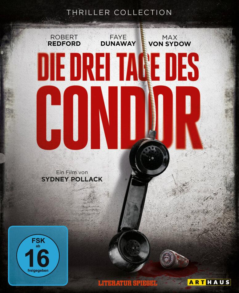 Die drei Tage des Condor (1975) (Thriller Collection, Arthaus)