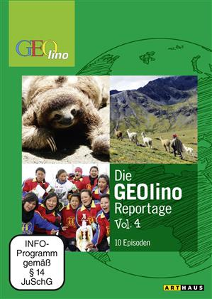 Die GEOlino Reportage - Vol. 4 (Arthaus)