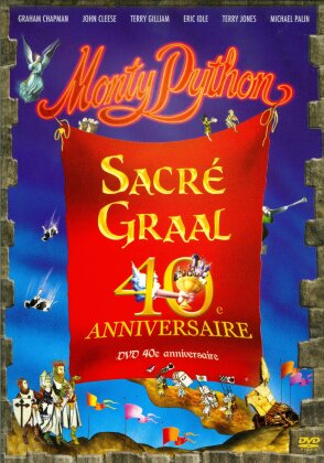 Monty Python - Sacré Graal (40th Anniversary Edition, 2 DVDs)