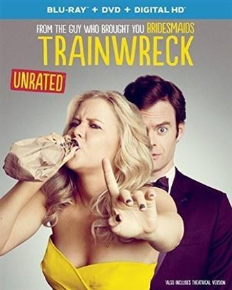 Trainwreck (2015) (Blu-ray + DVD)