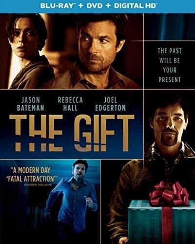 The Gift (2015) (Blu-ray + DVD)
