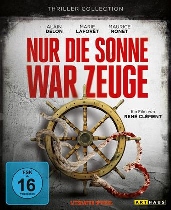 Nur die Sonne war Zeuge (1960) (Thriller Collection, Arthaus)