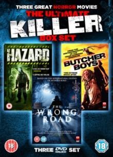 The Ultimate Killer Box Set - Three great Horror Movies (3 DVD)