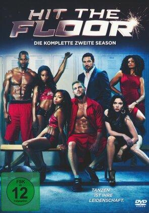 Hit the Floor - Staffel 2 (3 DVDs)