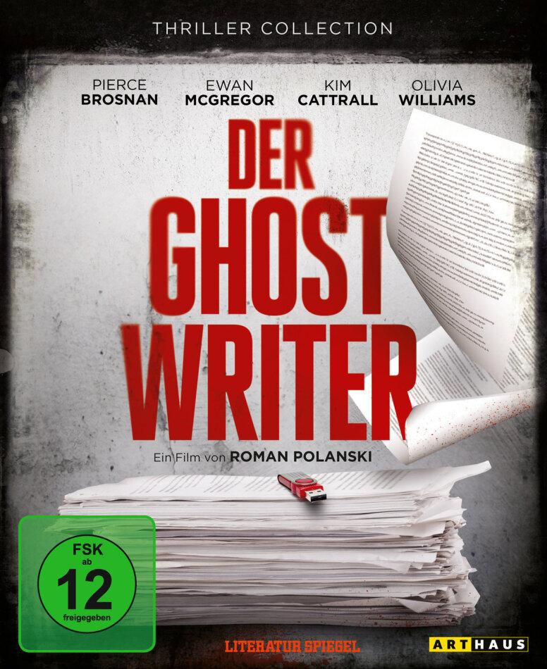 Der Ghostwriter (2010) (Thriller Collection, Arthaus, Digibook)
