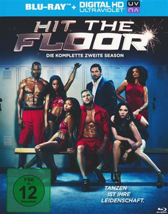 Hit the Floor - Staffel 2 (3 Blu-rays)