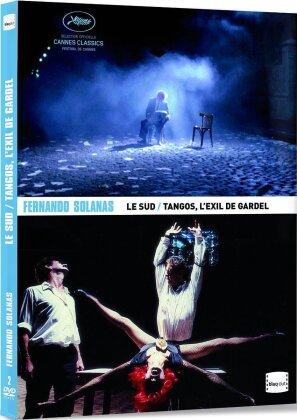 Fernando Solanas - Le sud / Tangos, l'exil de Garde (s/w, 2 DVDs)