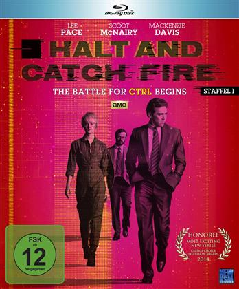 Halt And Catch Fire - Staffel 1 (2014) (4 Blu-rays)