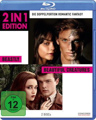 Beastly / Beautiful Creatures (2 Blu-rays)