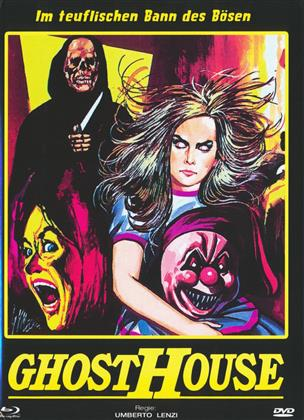 Ghosthouse (1988) (Cover B, Eurocult Collection, Limited Edition, Mediabook, Uncut, Blu-ray + DVD)