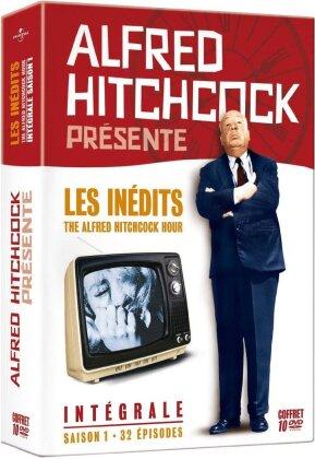 Alfred Hitchcock présente - Les inédits - The Alfred Hitchcock Hour - Intégrale saison 1 (1962) (b/w, 10 DVDs)