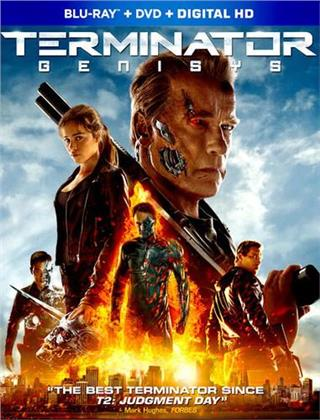 Terminator 5 - Genisys (2015) (Blu-ray + DVD)