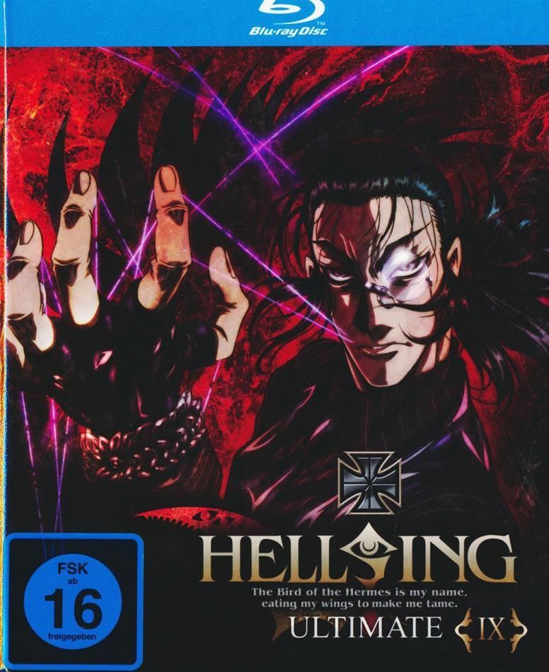 Hellsing - Ultimate OVA 9 (Digibook)