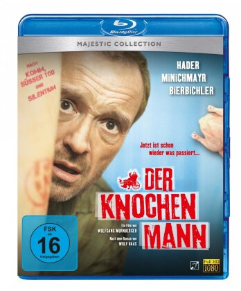 Der Knochenmann (2009) (Majestic Collection)