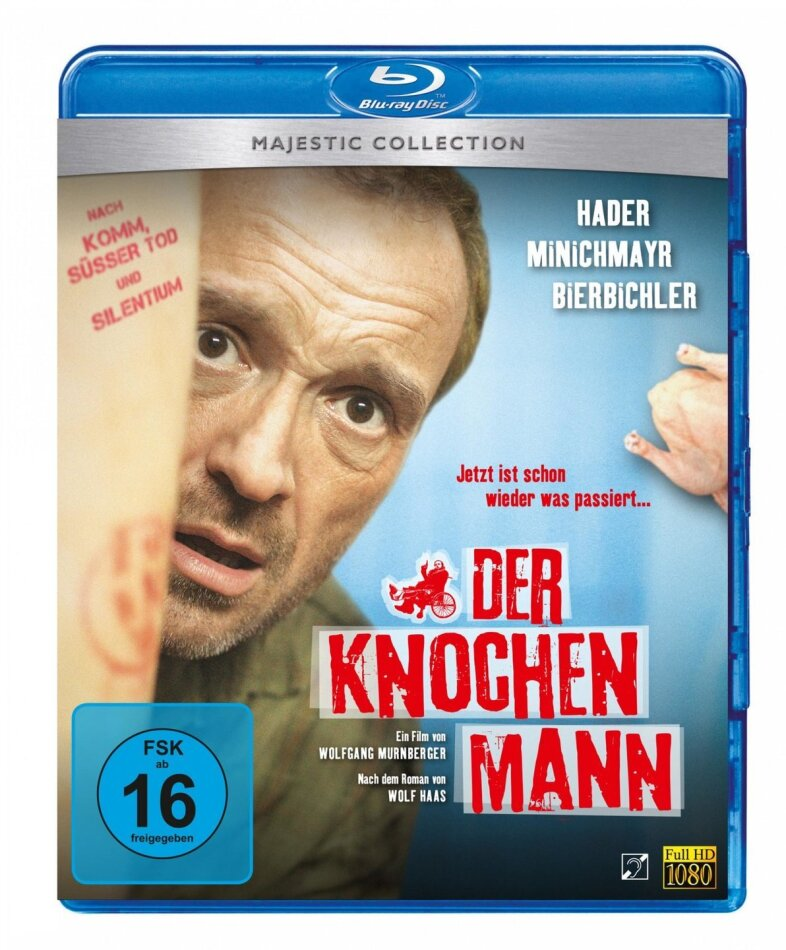 Der Knochenmann (2009) (Majestic Collection)