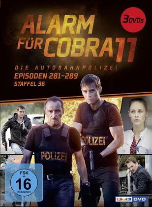 Alarm Für Cobra 11 - Staffel 36 (3 DVDs)