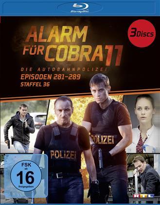 Alarm Für Cobra 11 - Staffel 36 (3 Blu-rays)