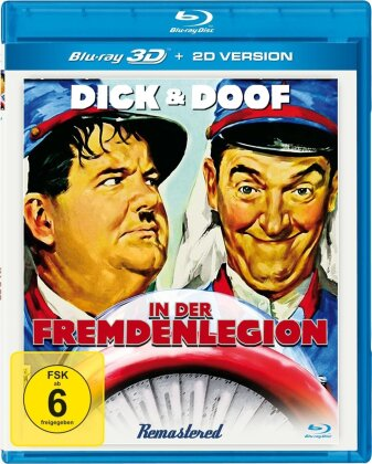 Dick & Doof - In der Fremdenlegion (n/b)