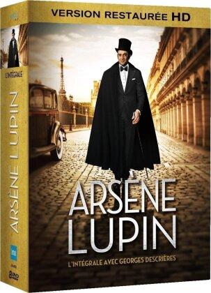 Arsène Lupin - L'intégrale (8 DVDs)