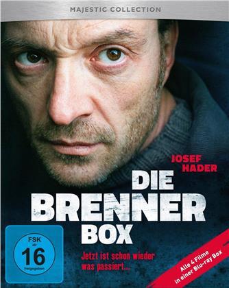 Die Brenner Box (4 Blu-rays)