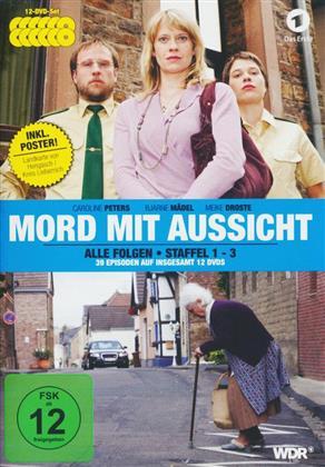 Mord mit Aussicht - Staffel 1 - 3 (12 DVDs)