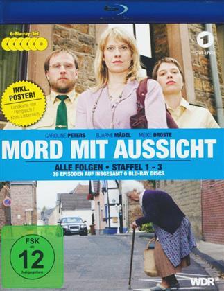 Mord mit Aussicht - Staffel 1 - 3 (6 Blu-rays)