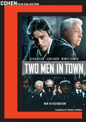 Two Men in Town (1973) (Cohen Film Collection, 4K Mastered)