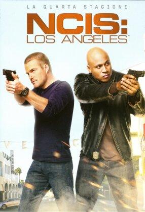 NCIS - Los Angeles - Stagione 4 (6 DVD)