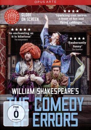 Shakespeare - The Comedy Of Errors (Opus Arte, Shakespeare's Globe) - Globe Theatre