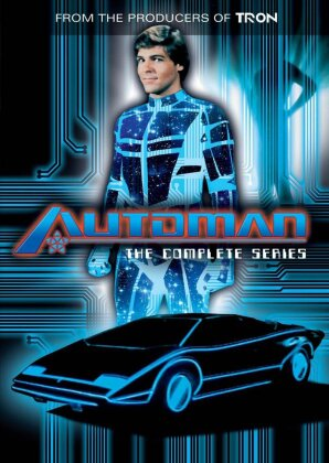 Automan - The Complete Series (4 DVDs)