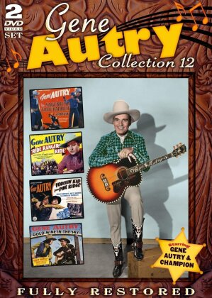 Gene Autry Collection 12 (2 DVD)