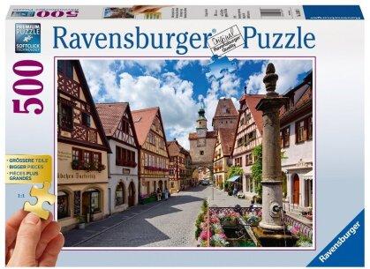 Rothenburg ob der Tauber - Puzzle