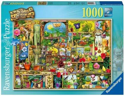 Grandioses Gartenregal - Puzzle