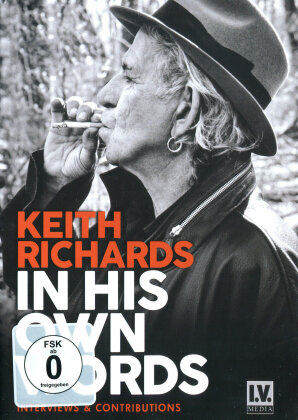 Keith Richards - In His Own Words (Inofficial)