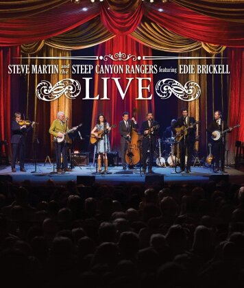 Steve Martin and the Steep Canyon Rangers featuring Edie Brickell - Live