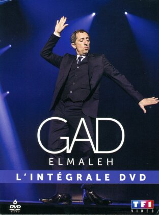 Gad Elmaleh - L'intégrale DVD (6 DVDs)