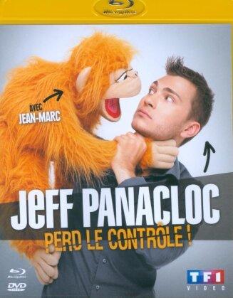 Jeff Panacloc - Perd le contrôle ! (Blu-ray + DVD)