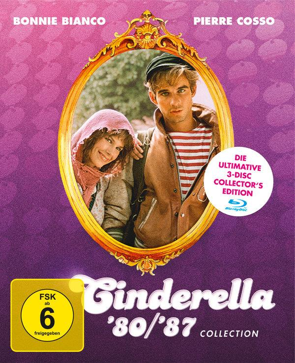 Cinderella '80/'87 Collection (Collector's Edition, 3 Blu-rays)
