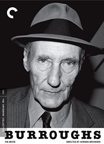 Burroughs: The Movie (1983) (Criterion Collection, 2 DVDs)