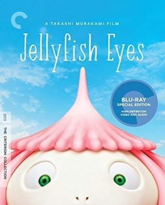 Jellyfish Eyes (2013) (Criterion Collection)