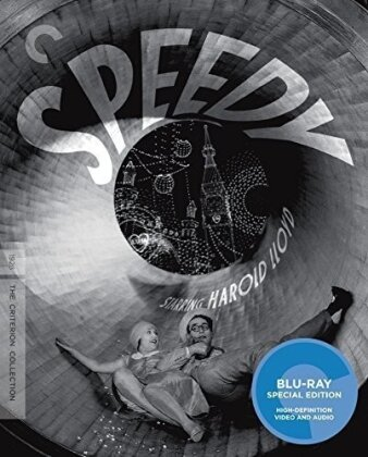 Speedy (1928) (s/w, Criterion Collection)