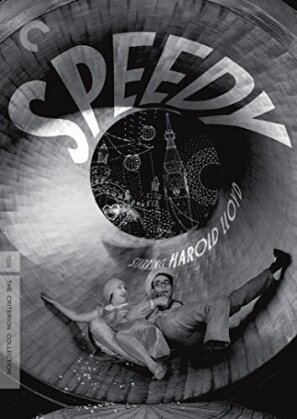 Speedy (1928) (s/w, Criterion Collection, 2 DVDs)