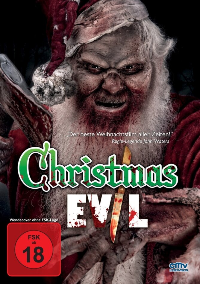 Christmas Evil (1980) (Remastered)