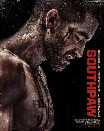 Southpaw (2015) (Steelbook, Blu-ray + DVD)