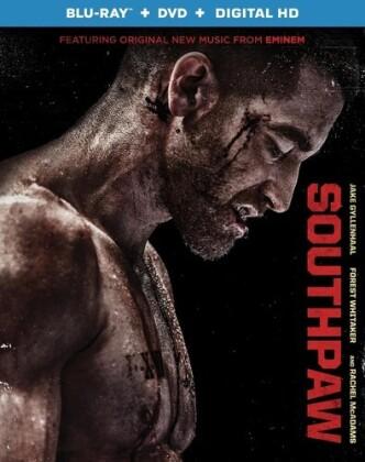 Southpaw (2015) (Blu-ray + DVD)