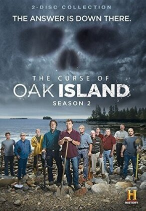 Curse Of Oak Island - Season 2 (2 DVDs)