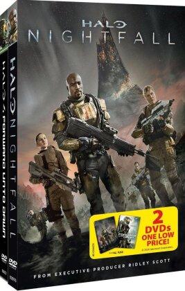 Halo: Nightfall / Halo 4: Forward Unto Dawn (2 DVDs)