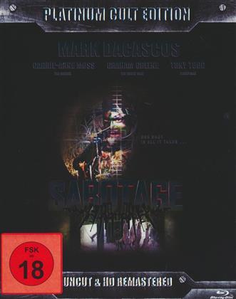Sabotage (1996) (Remastered, Uncut, 2 Blu-rays)
