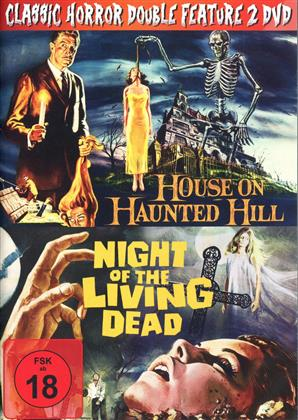 House on Haunted Hill / Night of the Living Dead - Classic Horror Double Feature (2 DVDs)
